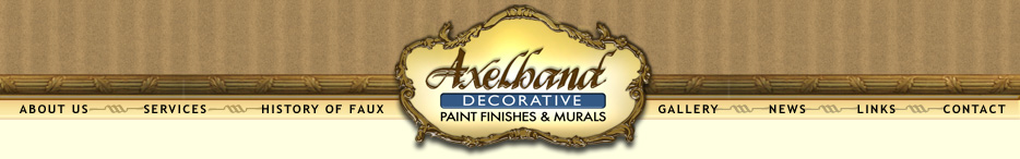 Axelband Faux Painting in Jupiter Florida